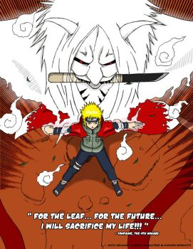 Naruto - For The Future by Gevurah
