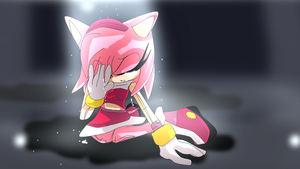 Project Code Name Fallen Star-  Amy's  Loss by Absolhunter251