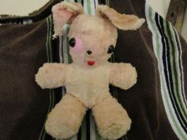 franken bunny: 1st of the stuffed animal hospital! by kaistermaister