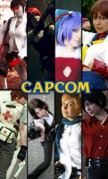 my Capcom tribute :) ID by MuzzaThePerv