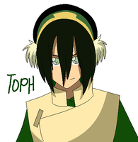 .:Toph:. by GS-GreenShadow