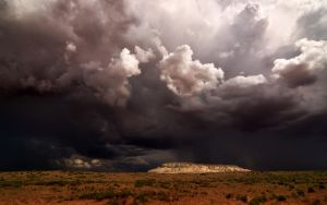 Arizona Monsoon by MattGranzPhotography