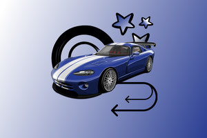 Viper Vector Wallpaper by MariuxV