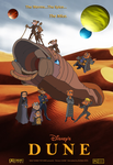 Disney's DUNE - Final Version by karcreat