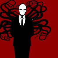 Slenderman by papershibuya