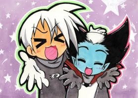 + DP: Lucky Star Style 2 + by Yore-Donatsu