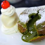 Green tea lava cake.. by jeffzz111