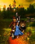 We go to the Wizard of Oz by Amosha