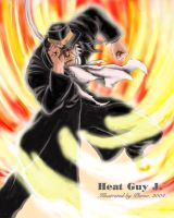 Heat Guy J by pleroo
