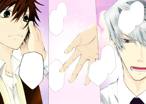 Junjou Romantica Act.35 by DiAria12