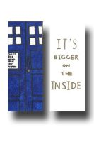 The Doctor's Bookmark by Tygershadow