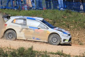 2013, Mikkelsen, VW, Loule, Rally Portugal by F1PAM