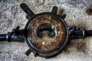 old pipe thread tool by thomasvillhauer