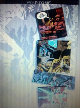 Comic Preview Page layout #4 by TheMootMan