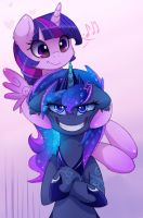 Smileeee by MagnaLuna