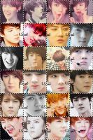 Sehunnie Icon batch #2 by ChannieBaconette