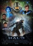 Halo movie poster by StMalKavian