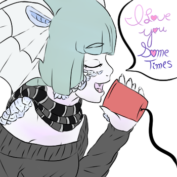 I-Love-You-sometimes by anime-luver-vixen