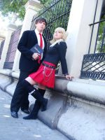 Light and Misa by PrisCosplay