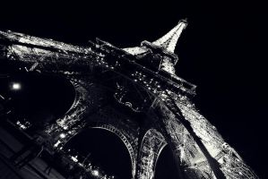 la tour eiffel by PaLiAnCHo