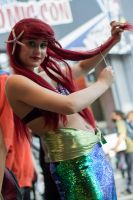 NYCC 2013 - Ariel by SpideyVille
