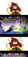 Silly Lord hater comic by SonicMiku