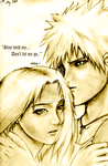NaruSaku - Don't let me go by AbBYRaGEOUS
