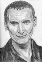 Christopher Eccleston by Going-Downhill-Fast