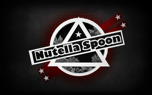Nutella spoon 3D Wallpaper by NutellaSpoon