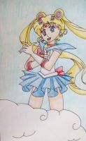 Sailor Moon by Punisher2006