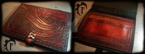 Ipad pouch by Feral-Workshop