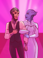 mass effect - how this wasn't in citadel dlc by Cheshire-no-Neko