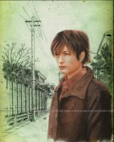 Picturesque GACKT by moyan