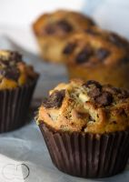Muffins trois chocolats by ClaraLG