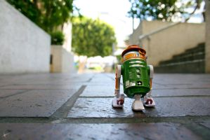 Artoo Downtown by Blue-St
