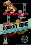 Donkey Kong Nes cover by tonatello