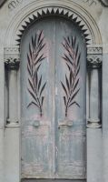 Pere Lachaise - Door 16 by senzostock