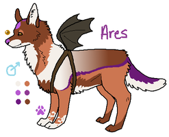 Sophie Litter 1 - Ares by ashleigheperry