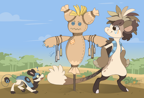 Farming Trial - The Chase by CometShine