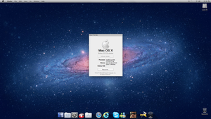 Real mac OS X by LazyLaza