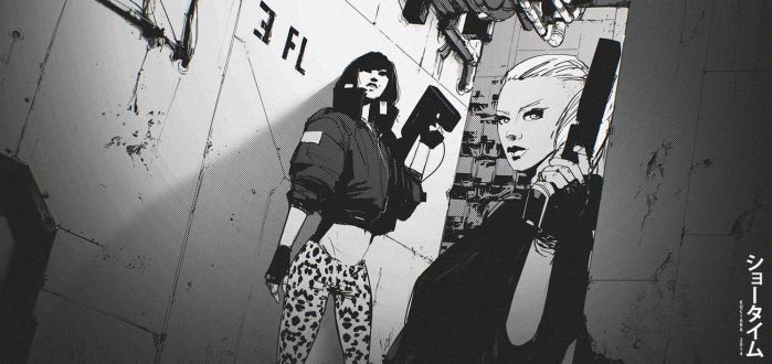 Bomber Jacket Gang by maciejkuciara