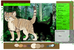 Yellowleaf App - Tryout for Duskclan Medicine Cat by LousterDaRooster