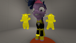 WIP YL Twilight skin, Smarty Pants construct test by M00N-CHASER