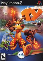 Ty The Tasmanian Tiger - PS2 COVER by Wolfiisaur