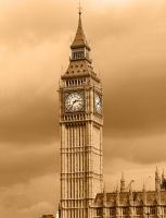 Big Ben by ballzenator