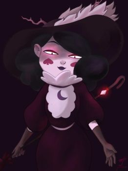Eclipsa - The Queen of Darkness by jim-vikson