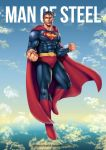 Man of Steel by pandaautis