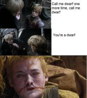 the real cause of Joffrey's death by movieman410