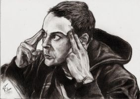 Sheldon-tbbt. by RafahSayuri