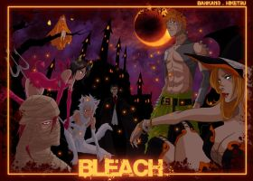 Halloween celebration by Bankai-no-jutsu